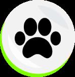 Icono animales peligrosos