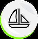 Icono embarcaciones de recreo
